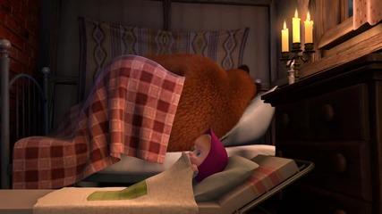 Маша и Медведь - Сказка на ночь 39 серия.