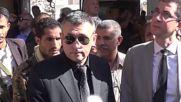 Yemen: Russian ambassador visits site of deadly Saudi airstrike on Sanaa market