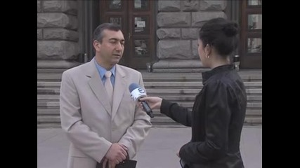 Бисер Троянов от ЦИК оповестява окончателните резултати от изборите