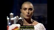 Sinead O'connor il Vero Nemico e il Vaticano 1992