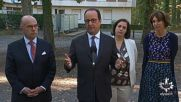 France: Hollande lauds 'relocation' of Jungle refugees as govt. clears Calais camp