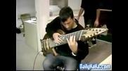 Jean Baudin; Bass guitar Super Mario theme song