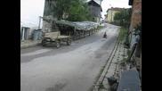 Луд дрифт с лагерници в Сатовча