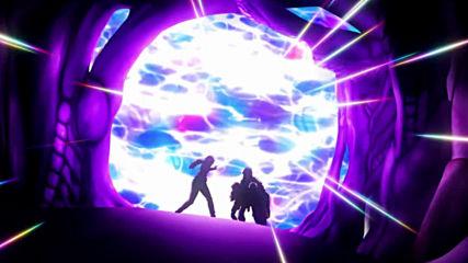 Toaru Kagaku no Accelerator Episode 10