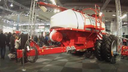 Agritechnica 2013 - Хановер, Германия