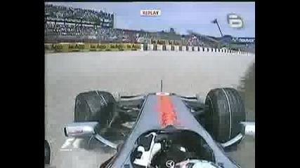 Heiki Kovalainen Formula 1