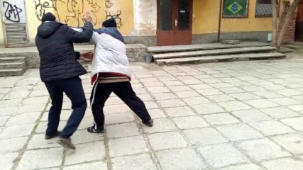 Кунг Фу Мастера 3