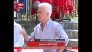 Волен Сидеров се срещна със симпатизанти на партията във Велинград /12.08.2014/