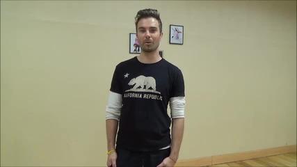 Dancing Stars - Антон Касабов за живота му в Америка - 15.03.2014г