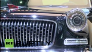 China: This luxury Hongqi car has the presidential touch