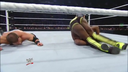 Wwe Superstars 17.1.2013 Kofi Kingston vs Michael Mcgillicutty