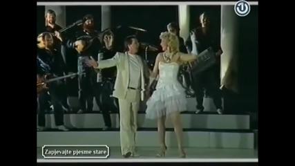 Lepa Brena & Miroslav Ilic - Jedan dan zivota 1985 ( Zapjevajte pjesme stare, Arhiva BHRT1 )