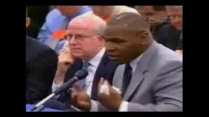 Nai - Dobriq Boksior Nqkoga Mike Tyson Legend