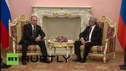 Armenia: Putin touts ties with Armenia during trip to Yerevan