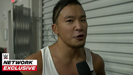 Kushida celebrates a big victory: WWE Network Exclusive, Oct. 21, 2020