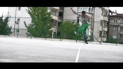 Ivailo - Freestyle 2011 (o ye)