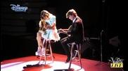Violetta Live 2015 - Soy Mi Mejor Momento Hd + Превод