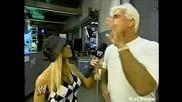 Интервю с Рик Светкавицата преди Summerslam - Wwe Heat 25.08.2002