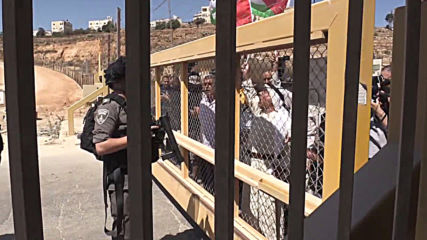 State of Palestine: Israeli forces fire tear gas at arbitrary detention demo