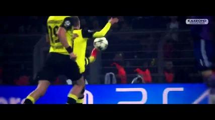 Marco Reus - We Can't Stop - Goals Skills Assists