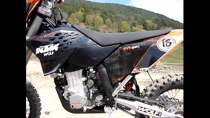 Ktm Exc - R 450