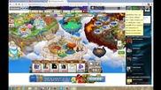 Dragon City War and Archangel dragon