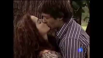 Първата целувка на Лола и Марсело*гибелна Красота*