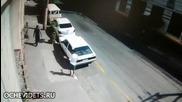 Неудачна кражба на автомобил в Бразилия... Смях!