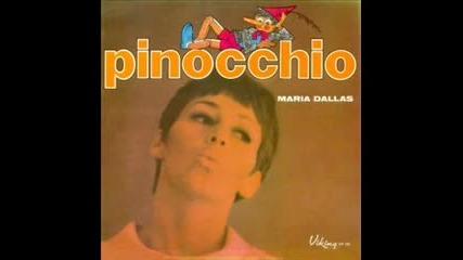 Maria Dallas - Pinocchio 1970