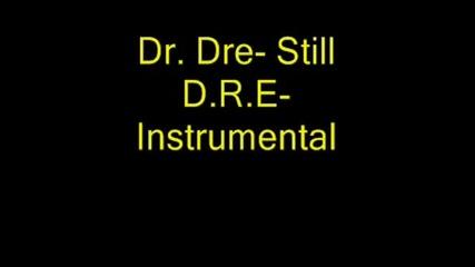 Dr Dre - Still Dre Instrumental