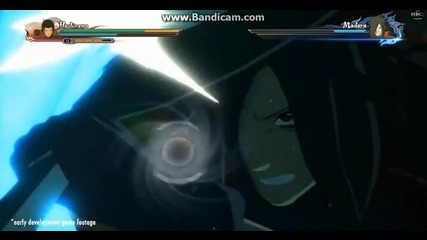 Hashirama vs Madara 1