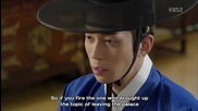 [eng sub] The King's Face E13