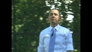 Mad Game: President Obama Plays Horse With Clark Kellogg At The White House! (in A Shirt & Tie) Wap