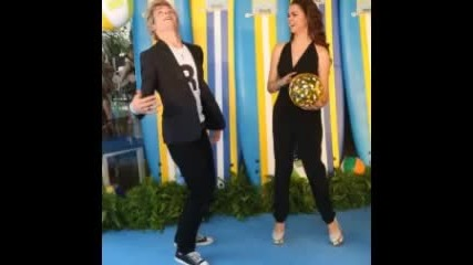 raia - ross lynch and maia mitchell - angels