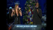 Mariah Carey & Trey Lorenz - Ill Be There (michael Jackson Memorial),  Високо качество,  Hd