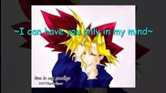 ~i can have you only in my mind~ (puzzleshipping) (atemxyugi)
