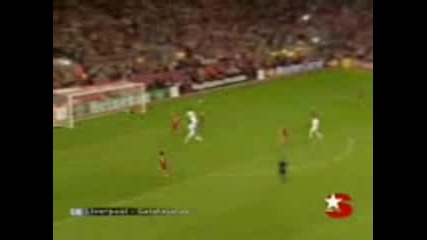 Гњmit Karan,  Liverpool - Galatasaray