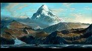 • Живи графити • Скоростно рисуване — Планина