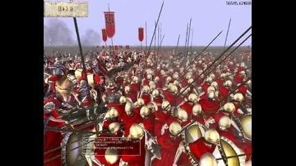 Rome Total War Online Battle #2 Rome vs The Greek Cities