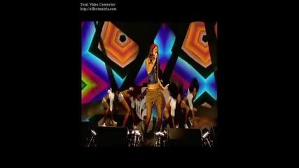 Rihanna - If Its Loving That You Want Live