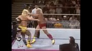 Wwf Royal Rumble 1990 Рони Гарвин vs Грег Валънтайн (submission Match)