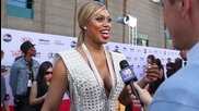 Laverne Cox Says She Never Aspired to be a Role Model for LGBT Community