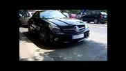 Mercedes Sl63 Amg По Улиците На София