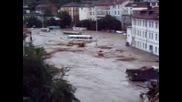 Наводнението В Смолян 2005г.