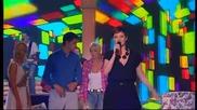 Cakana i Daria Luna bend - Splet pesama (LIVE) - HH - (TV Grand 06.07.2014.)