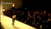 Fashiontv - Elene Cassis 2011 Collection Nyfw