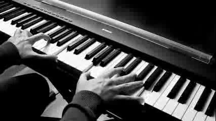 Francis Cabrel - La Corrida - Piano