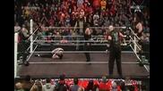 Шоуто на Крис Джерико с гости Рейнс и Леснар (Настава пълен хаос) - WWE Raw - 18.01.16