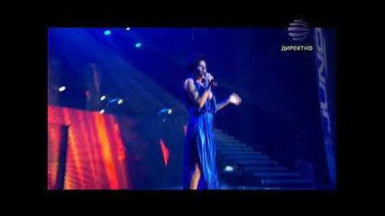 Камелия - Лошо действаш ми 10-ти годишни музикални награди на телевизия Планета