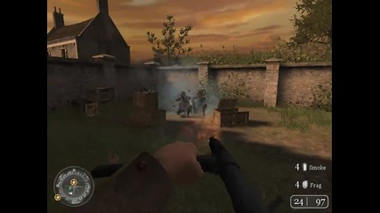 Call of Duty 2 епизод 20